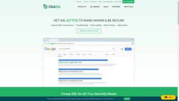 clickssl.com