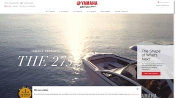 yamahaboats.com
