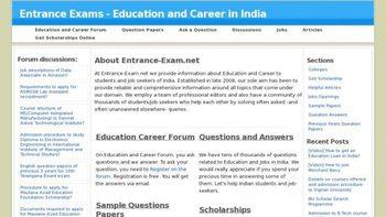 entrance-exam.net