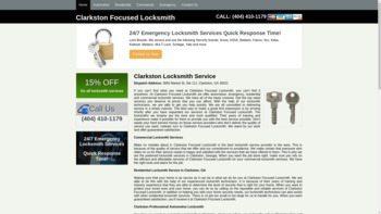 clarkstonfocusedlocksmith.com
