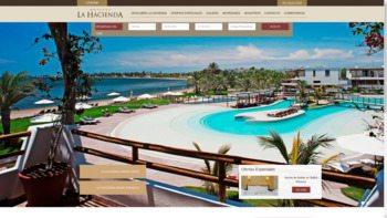 hoteleslahacienda.com