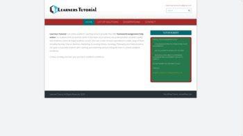 learnerstutorial.com
