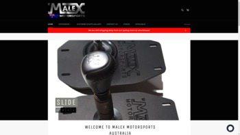 malexmotorsports.com