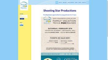 shootingstarproductions.org