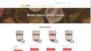 pinchspicemarket.com