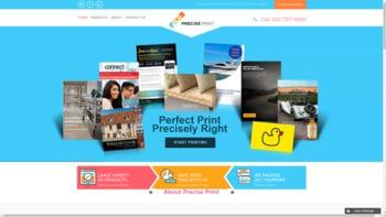 preciseprint.co.uk
