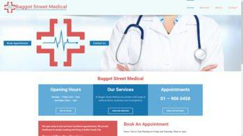 baggotstreetmedical.com