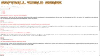 softballworldseries.org