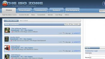 the iso zone download isos roms homebrew