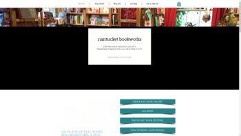 nantucketbookworks.com