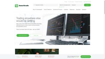 Tdameritrade com SEO Issues, Traffic and Optimization Tips for