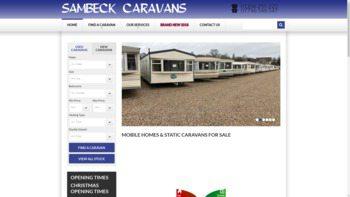 sambeckcaravans.co.uk