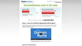 koreandramax.com