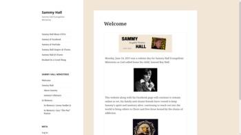 sammyhall.com