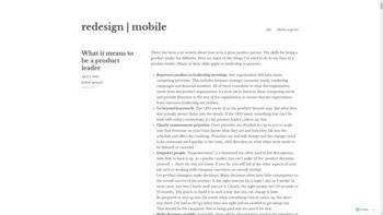 redesignmobile.com