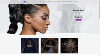 hairologysalons.com
