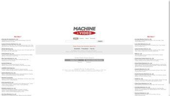 machine-video.com