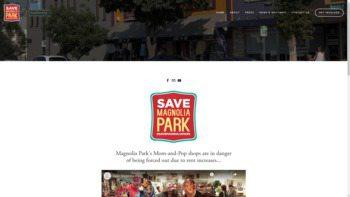 savemagnoliapark.com