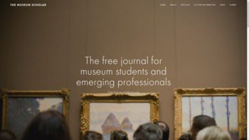 themuseumscholar.org