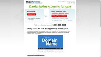 dardaniamusic.com