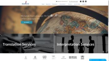 maven-international.com