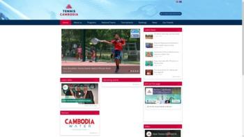 tenniscambodia.com