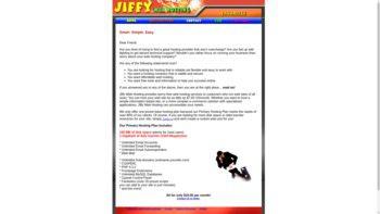 jiffywebhosting.com
