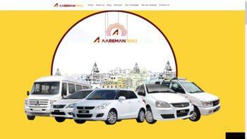 aaremantravels.com