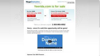 yeerida.com