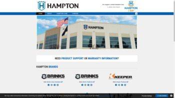 hamptonproducts.com