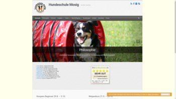 hundeschule-mosig.com