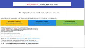 webgroups.net