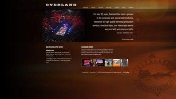 overlandentertainment.com