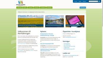 renhallningen-kristianstad.se