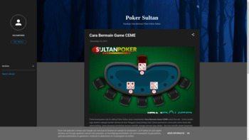 pokersultan.blogspot.com