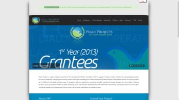 peaceprojects.net