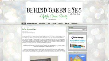 behindgreeneyes.com