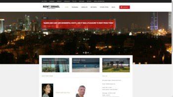 rentisrael.com