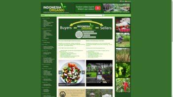 indonesiaorganic.com