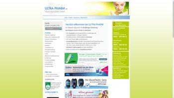 ultra-pharm.de