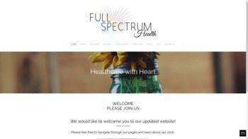 fullspectrumhealthak.com