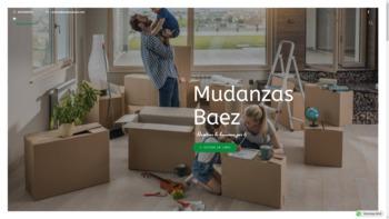 mudanzasbaez.com