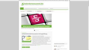 behindertenausweis.biz