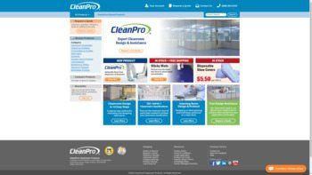 cleanroomproducts.com