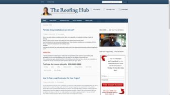 roofinghub.com