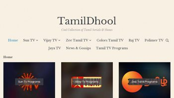 Tamildhool com SEO Issues, Traffic and Optimization Tips for