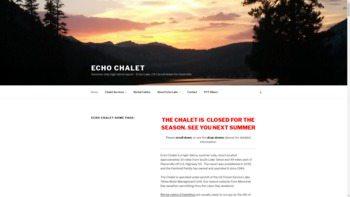 echochalet.com