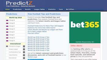 Predictz com SEO Issues, Traffic and Optimization Tips for Predictz com